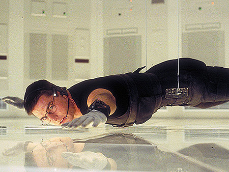 WATCH: Did You Know Tom Cruise Used Coins to Keep His Balance in Mission Impossible?