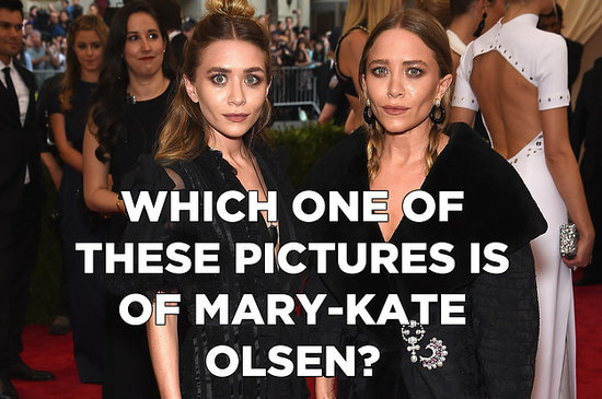 Can You Spot Mary-Kate Olsen?