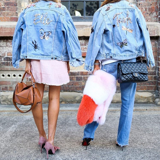 Trend to Try! Get Your Hands on Some Embellished Denim