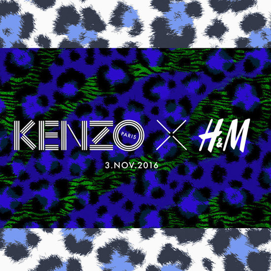 H&M and Kenzo Designer Collaboration