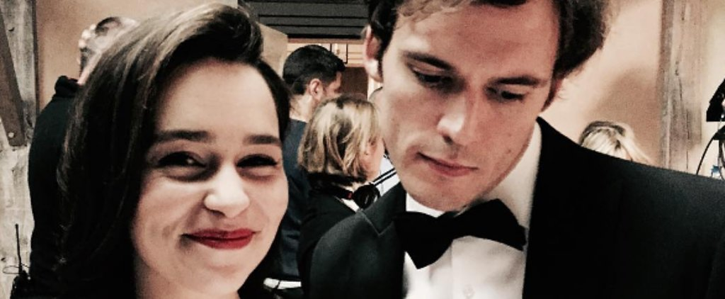 Emilia Clarke and Sam Claflin Had an Epic Prank War on the Me Before You Set