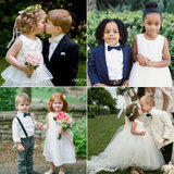 These Adorable Flower Girls and Ring Bearers Completely Stole the Show at Their Weddings