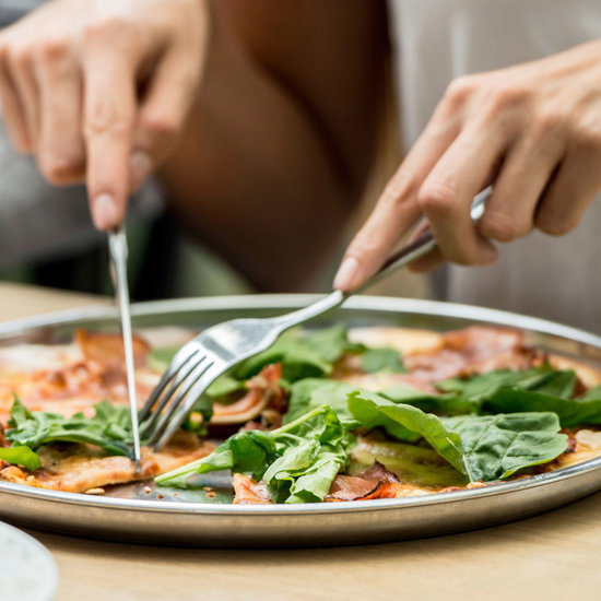 Cutting Up Food May Help You Lose Weight