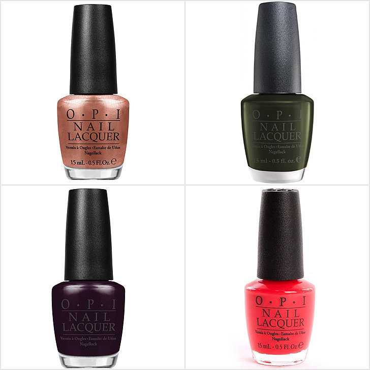Best Nail Polish Colors 2016: 10 OPI Polish Colors Every Nail Junkie Should Try