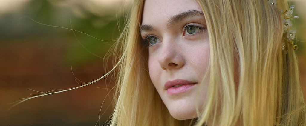 Steal Elle Fanning's Pretty Bridal Beauty Look For Your Wedding