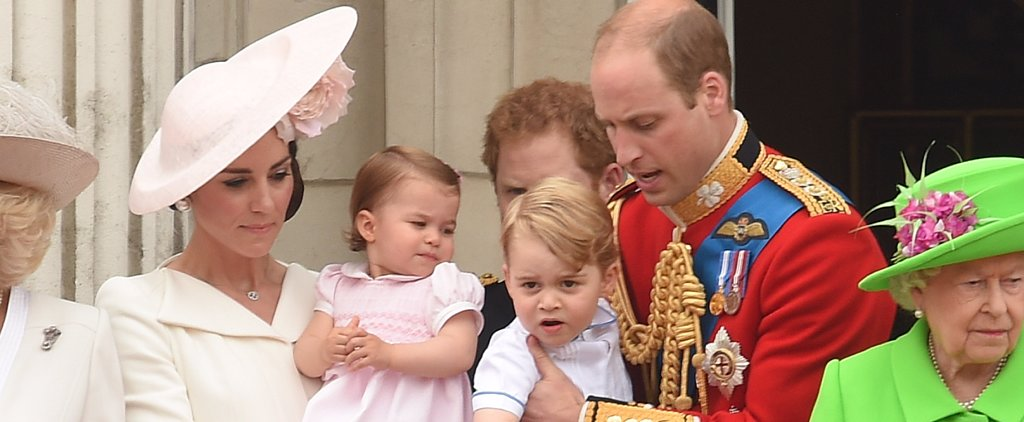 Kate Middleton and Princess Charlotte's Matching Outfits Are So Darn Cute We Can Hardly Contain Ourselves