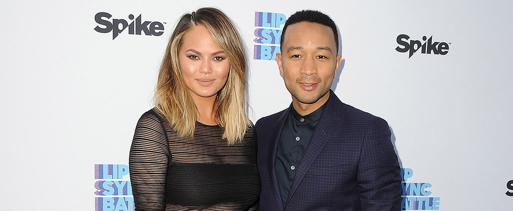 Chrissy Teigen and John Legend Hit the Red Carpet Looking All Kinds of Gorgeous