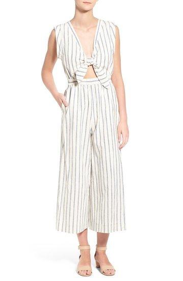 Madewell-Ikat-Stripe-Tie-Front-Culotte-Jumpsuit-150