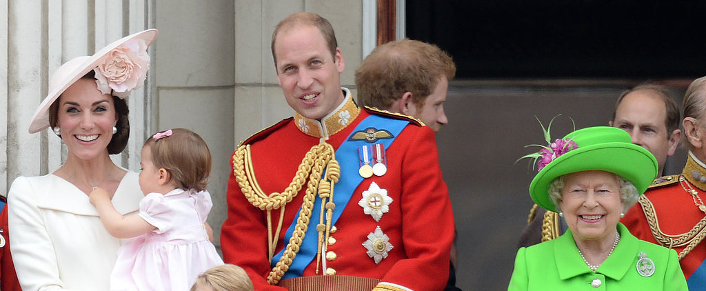 Queen Elizabeth II Scolding Prince William For Sitting Down Will Give You So Much Life