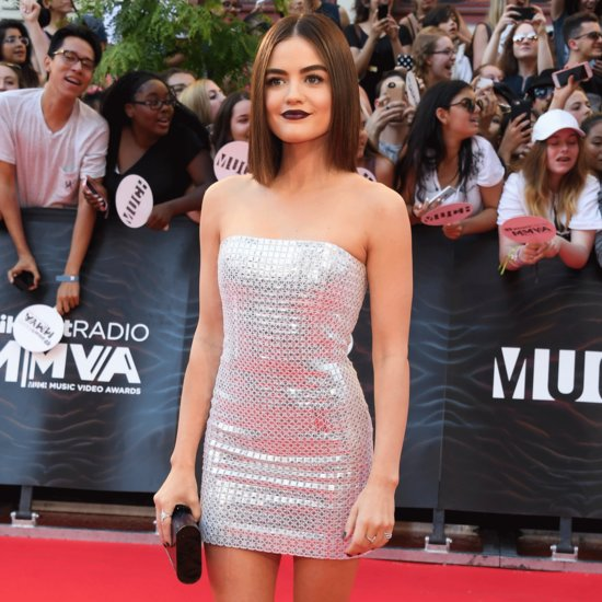 iHeartRadio Video Music Awards Red Carpet Dresses 2016