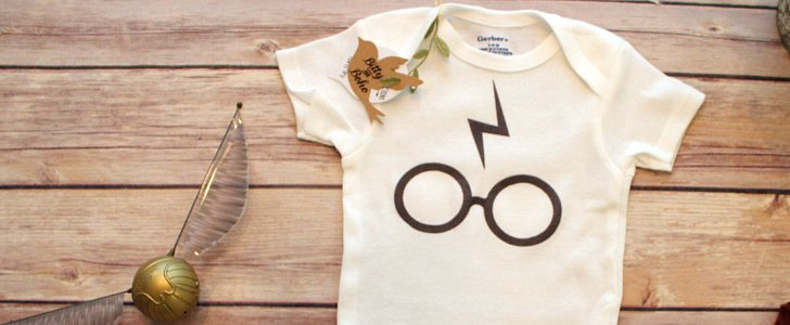POPSUGAR Shout Out: Pop Culture Fans Will Love These Baby Onesies
