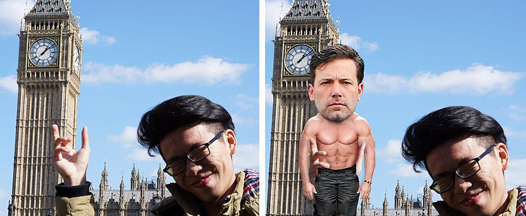 This Guy Is Like the Fairy Godfather of Funny Photoshop — Ask and He'll Retouch