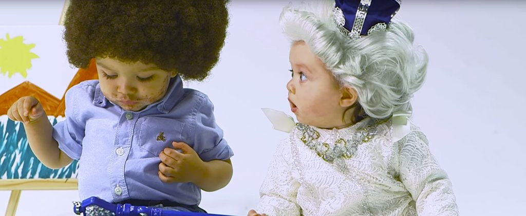 This Video of Babies Dressed Up as Famous People Is Going to Make Your Day