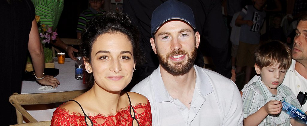 Chris Evans and Jenny Slate Make Their First Public Appearance as a Couple!