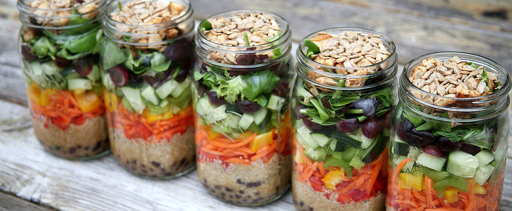 12 Summery Mason Jar Salads to Last You All Season Long