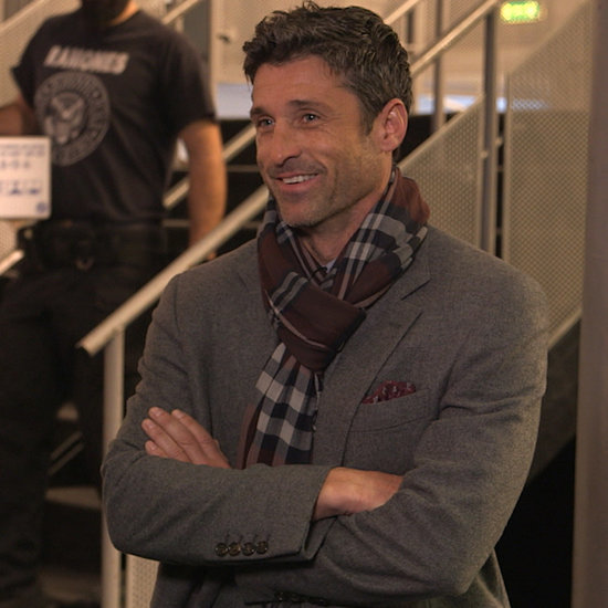 Patrick Dempsey on Bridget Jones's Baby | Video