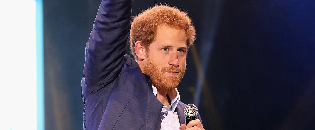 Prince Harry Joins Coldplay on Stage For a Cause Close to His Heart