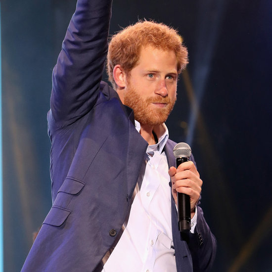 Prince Harry at Sentebale Concert June 2016 | Pictures