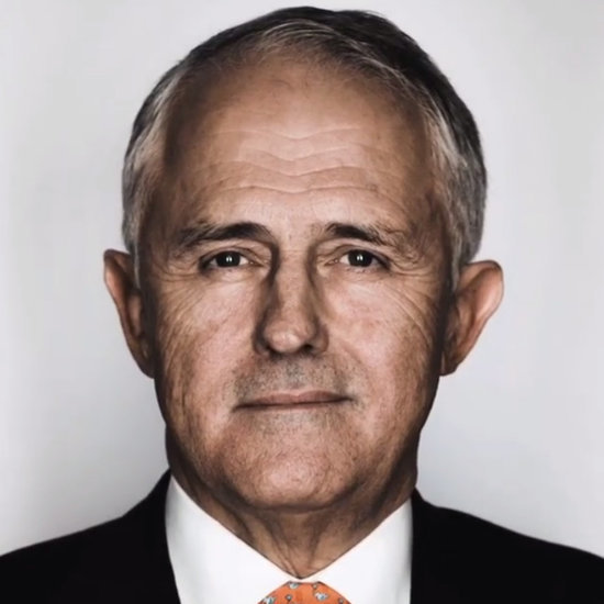 Instagram Portraits of Australian Politicians Election 2016
