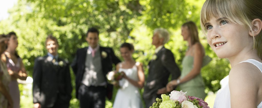 Fun Ways to Incorporate Your Kids Into Your Wedding