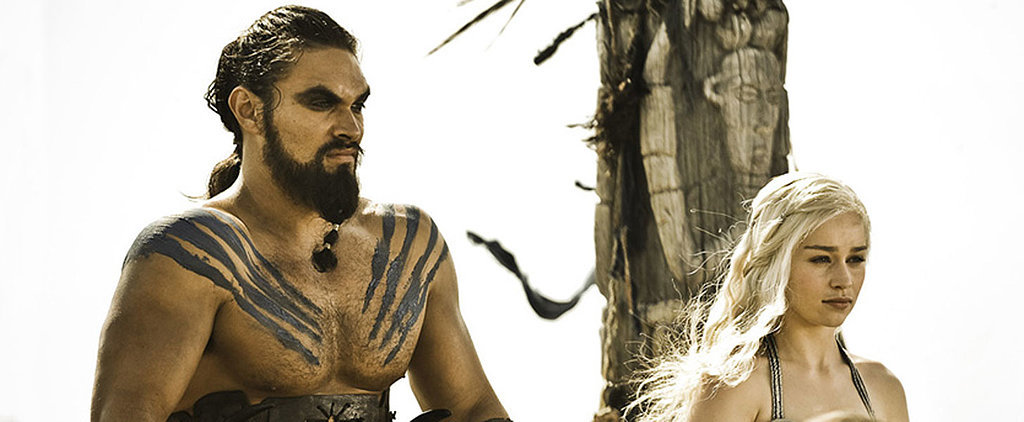 Khal Drogo Backs Up His Khaleesi on That Final Epic Scene