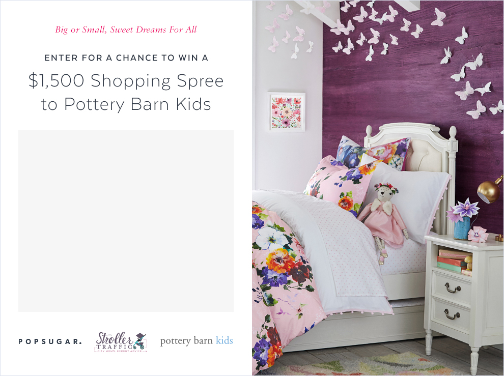 1 500 to pottery barn kids popsugar moms. Black Bedroom Furniture Sets. Home Design Ideas