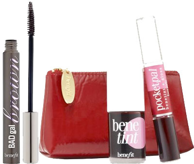 Thursday Giveaway! Benefit BADgal Brown Mascara and Tinted Love Gift Set