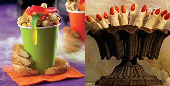 Easy & Expert Recipes For Halloween Fingers