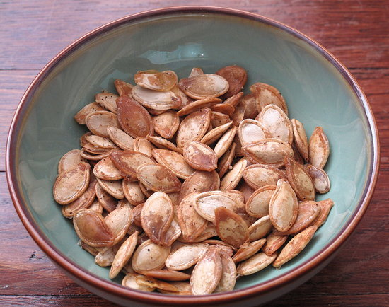 Poll: Have You Ever Roasted Pumpkin Seeds?