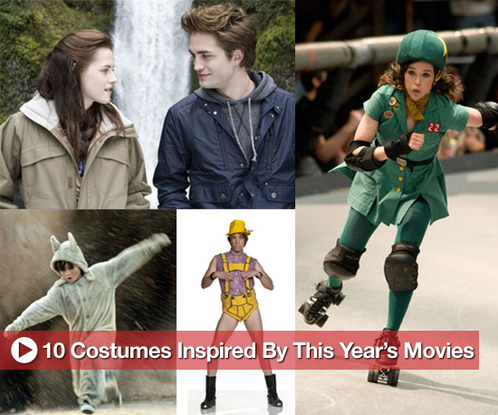 Halloween Costumes Inspired by 2009 Movies