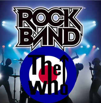 British Band The Who May Get Their Own Rock Band Game