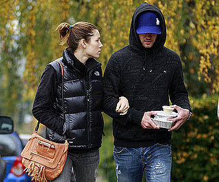 Photos of Jessica Biel and Justin Timberlake Holding Hands in Vancouver