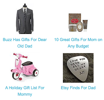 Introducing the PopSugar Network's 2009 Holiday Gift Guides, Recipes, Planning Help, and More!