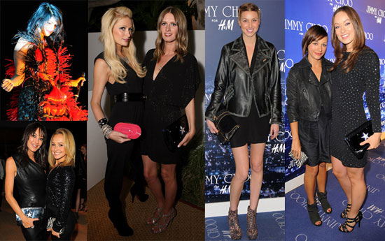 Photos of Kate Walsh, Cat Deeley, MIA, Tamara Mellon, Paris Hilton, Hayden Panettiere, Whitney Port, Cat Deeley at Jimmy Choo