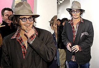 Photos of Depp