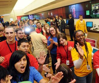 Microsoft Retail Store Opens in Scottsdale Arizona