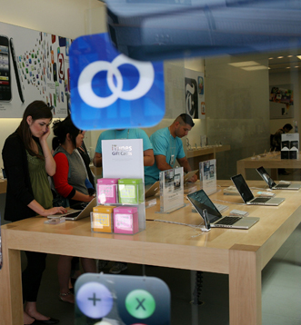 Apple Reveals Impressive Quarterly Sales Figures