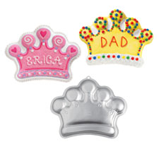 Princess Cake Molds for Princess Birthday Parties