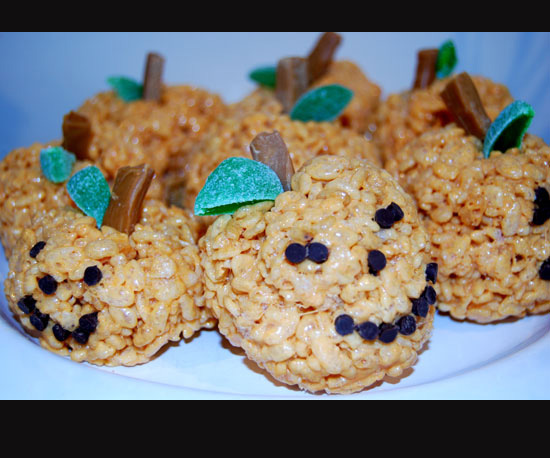 Picture Perfect Pumpkin Treats