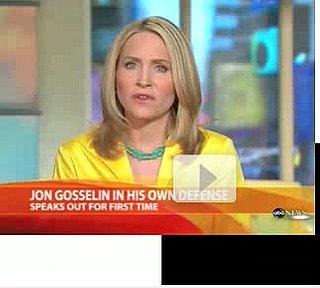 Jon Gosselin on GMA