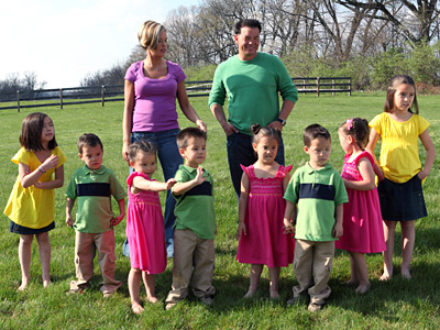 """Jon and Kate Plus 8: """"Viewers' Top Moments"""" Episode"""