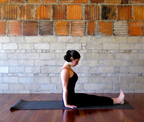 Yoga Blocks Target: Yoga Pose Of The Week: Staff