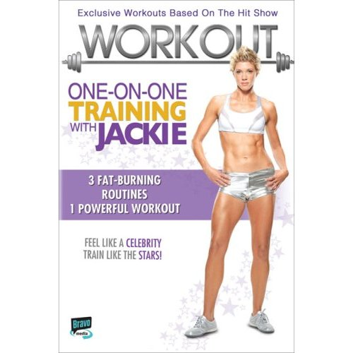 Review of Workout: One-on-One Training With Jackie Warner Fitness DVD