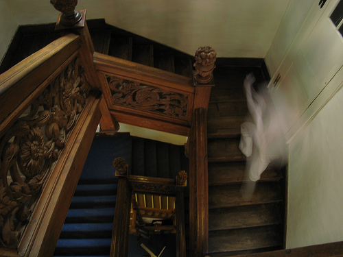Open House: Have You Ever Lived in a Haunted House?