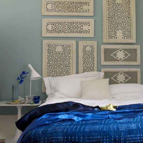 Casa Quickie: Expand Your Space With Cool Colors