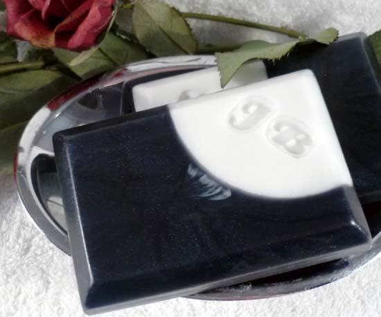 Jacob Black Soap, $4