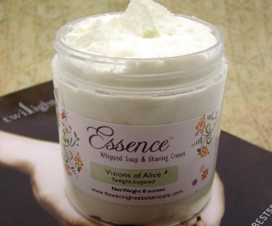Visions of Alice Shaving Cream, $10.50