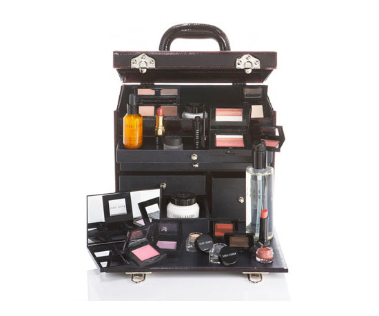Bobbi Brown Exclusive Black Plum Beauty Trunk