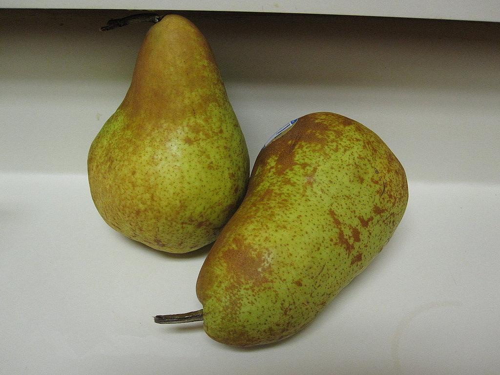 Pear Crisp