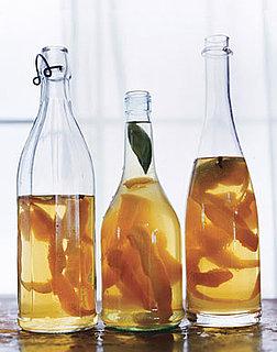 Orange Wine Thanksgiving Cocktail Recipe